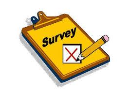 survey clip board picture