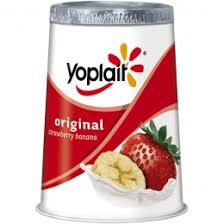 yogurt yoplait