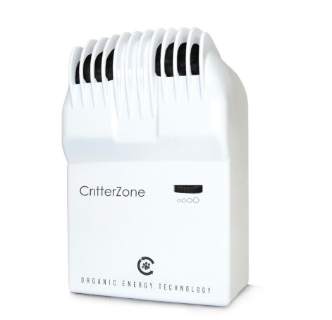 Picture of the CritterZone Air Purifier in white